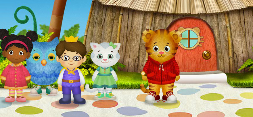 toddler tv - episodes of daniel tigers neighborhood
